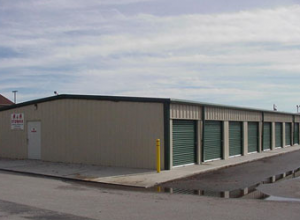 A & A Storage - 120 Middleground Way