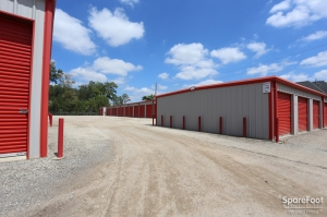 Image of Cypress Creek Storage, LLC Facility on 15420 Telge Road  in Cypress, TX - View 2