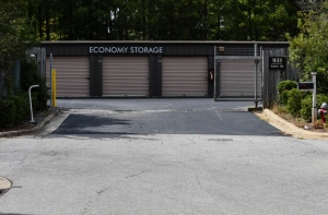 Image of Economy Storage - Raleigh - 931 Trinity Rd. Facility on 931 Trinity Road  in Raleigh, NC - View 2