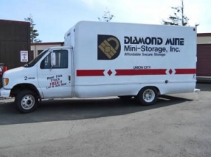 Photo of Diamond Mine Storage - Union City