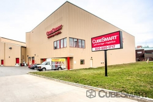 Image of CubeSmart Self Storage - Staten Island Facility on 3131 Richmond Terrace  in Staten Island, NY