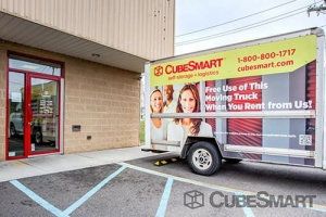 Image of CubeSmart Self Storage - Staten Island Facility on 3131 Richmond Terrace  in Staten Island, NY - View 2