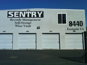 Sentry Storage Solutions San Diego