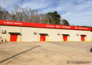 Image of CubeSmart Self Storage - Winder - 714 Loganville Highway Facility at 714 Loganville Highway  Winder, GA