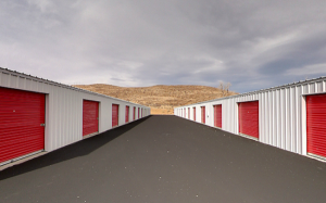 Image of Washoe Valley Self Storage Facility on 205 Highway 395 North  in New Washoe City, NV - View 3
