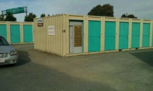 Image of Pacheco Mini Storage Facility on 5146 Pacheco Boulevard  in Martinez, CA - View 2