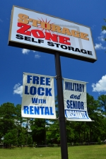 Image of Storage Zone - Augusta Mike Padgett Facility on 3866 Mike Padgett Highway  in Augusta, GA - View 3