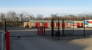 Image of The Storage Place - Terrell T80 Facility on 1119 E Moore Ave  in Terrell, TX - View 4