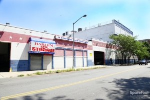 Image of Harlem Self-Storage LLC Facility at 9 West 141st Street  New York, NY