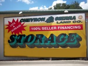 Chevron Sierra Security Storage - HVL