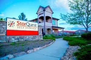 Image of StorQuest - Aurora/Alameda Facility at 16650 East Alameda Parkway  Aurora, CO