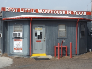 The Best Little Warehouse In Texas - Port Isabel