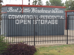 The Best Little Warehouse In Texas - Harlingen #1
