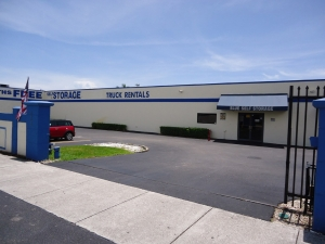 Image of Blue Self Storage Facility at 8650 Biscayne Boulevard  Miami, FL