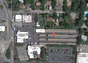 Image of Neighborhood Storage - Salt Lake City - 6075 Highland Drive Facility on 6075 Highland Drive  in Salt Lake City, UT - View 3
