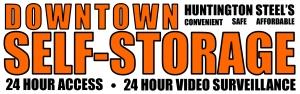 Image of Huntington Downtown Self Storage Facility at 244 Rear 3rd Avenue  Huntington, WV