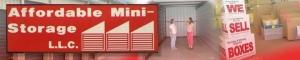 Image of Affordable Mini Storage - Roanoke - 1250 Lee Highway Facility on 1250 Lee Highway  in Roanoke, VA - View 2