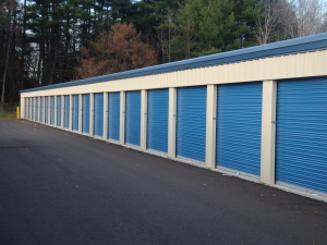 Image of A Metro Self Storage - Guilderland/Altamont Facility on 4773 Western Turnpike  in Altamont, NY - View 2