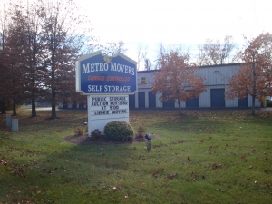 Image of A Metro Self Storage - Guilderland/Altamont Facility on 4773 Western Turnpike  in Altamont, NY - View 3