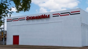 Image of StorageMax - Downtown Facility on 304 South State Street  in Jackson, MS - View 3