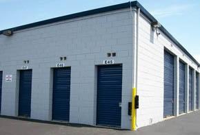 Image of Hayward Self Storage Facility on 24801 Industrial Boulevard  in Hayward, CA - View 2