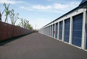 Image of Hayward Self Storage Facility on 24801 Industrial Boulevard  in Hayward, CA - View 3