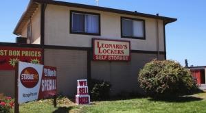 Leonard's Lockers Self Storage