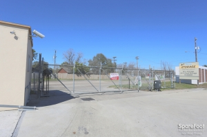 Image of A1 Mini Storage of Houston Facility on 5819 Victory Drive  in Houston, TX - View 2