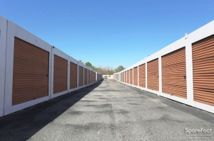 Image of A1 Mini Storage of Houston Facility on 5819 Victory Drive  in Houston, TX - View 3