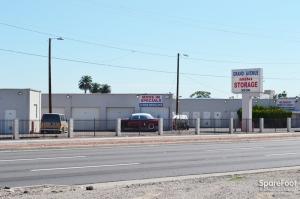 Image of Grand Avenue Mini Storage Facility on 3636 Grand Avenue  in Phoenix, AZ - View 3