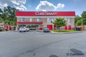 Image of CubeSmart Self Storage - Clinton Facility at 7805 Old Alexandria Ferry Road  Clinton, MD