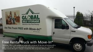 Global Self Storage - Merrillville