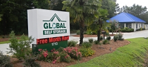 Image of Global Self Storage - Old Trolley Rd. Facility on 1713 Old Trolley Road  in Summerville, SC - View 2