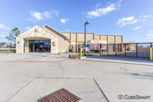 Image of CubeSmart Self Storage - Katy - 6262 Katy-Gaston Road Facility at 6262 Katy Gaston Rd  Katy, TX