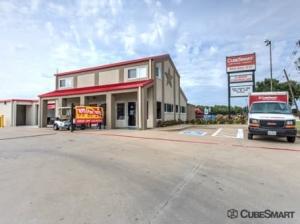 Image of CubeSmart Self Storage - Dallas - 17613 Coit Rd Facility at 17613 Coit Rd  Dallas, TX