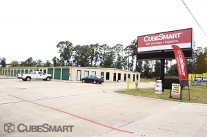 Image of CubeSmart Self Storage - Spring - 1310 Rayford Road Facility on 1310 Rayford Road  in Spring, TX - View 2