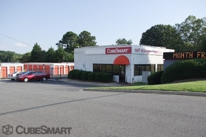 Image of CubeSmart Self Storage - Indian Trail Facility on 1105 Waxhaw Indian Trail Road  in Indian Trail, NC - View 2