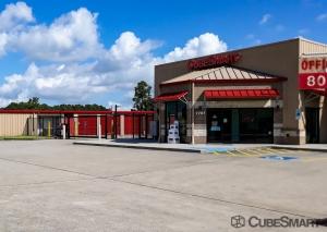 Image of CubeSmart Self Storage - Humble - 7707 North Sam Houston Parkway East Facility at 7707 North Sam Houston Parkway East  Humble, TX