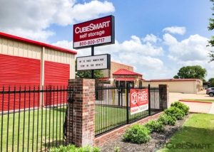 Image of CubeSmart Self Storage - Kyle - 701 Philomena Drive Facility on 701 Philomena Drive  in Kyle, TX - View 2