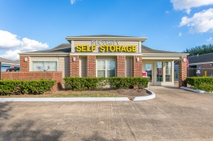 Image of Security Self Storage - Beltway 8 Facility on 9740 Stroud Drive  in Houston, TX - View 3