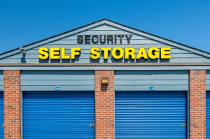 Security Self Storage - Shawnee