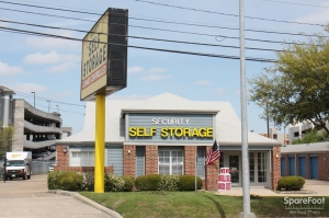 Image of Security Self Storage - South Main - Houston - 8100 South Main Street Facility on 8100 South Main Street  in Houston, TX - View 2