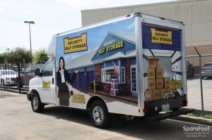 Picture of Security Self Storage - South Main - Houston - 8100 South Main Street