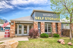 Image of Security Self Storage - Fillmore Facility on 3061 Wood Avenue  in Colorado Springs, CO - View 2