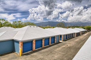 Image of Security Self Storage - Fillmore Facility on 3061 Wood Avenue  in Colorado Springs, CO - View 3