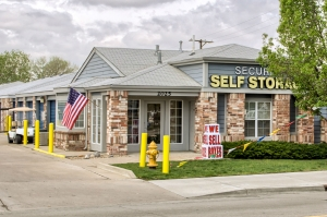 Image of Security Self Storage - Holly Facility at 2025 South Holly Street  Denver, CO