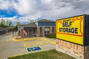 Image of Security Self Storage - Iliff Facility at 10601 East Iliff Avenue  Aurora, CO