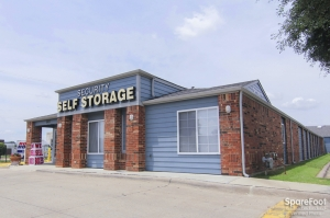 Image of Security Self Storage - Irving Facility at 3417 North Belt Line Road  Irving, TX