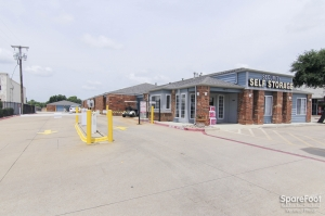 Image of Security Self Storage - Irving Facility on 3417 North Belt Line Road  in Irving, TX - View 3