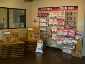 Image of Iron Horse Self Storage Facility on 4601 South Cobb Drive Southeast  in Smyrna, GA - View 4